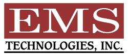 EMS Technologies, Inc.
